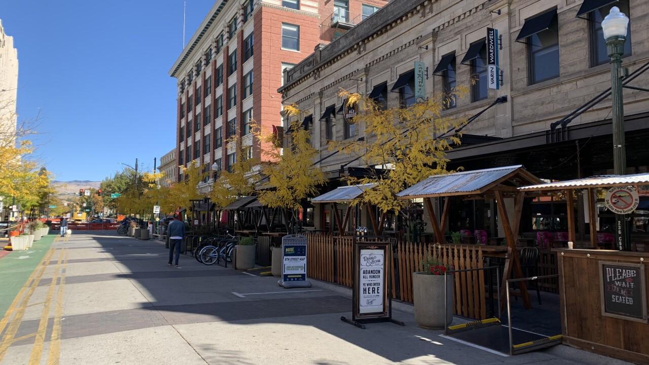 8th Street Downtown Boise
