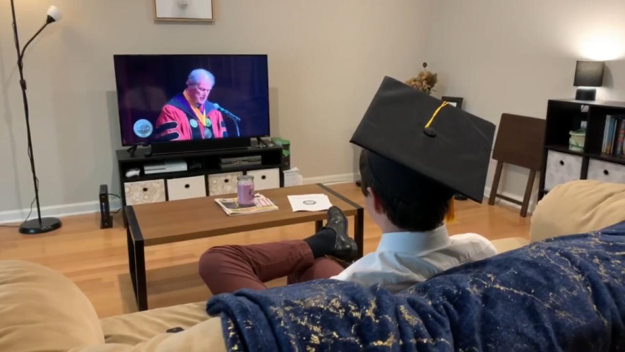 TCC and FSU hold Virtual Graduations