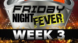 FRIDAY NIGHT FEVER week 3