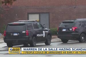 Arraignments expected in Warren De La Salle hazing scandal