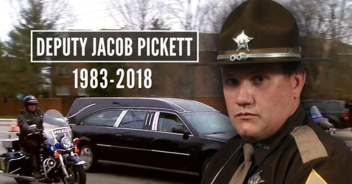 Boone County Sheriff S Deputy Jacob Pickett 1983 2018