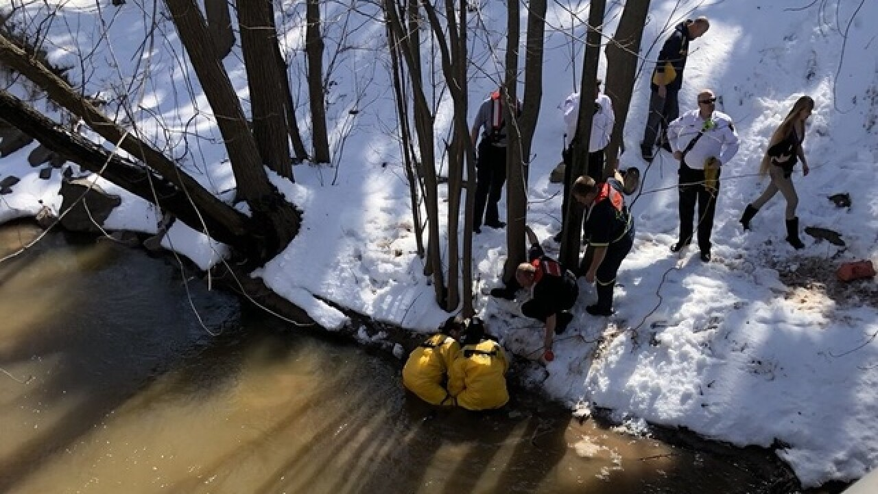 Woman rescued from Fond du Lac River