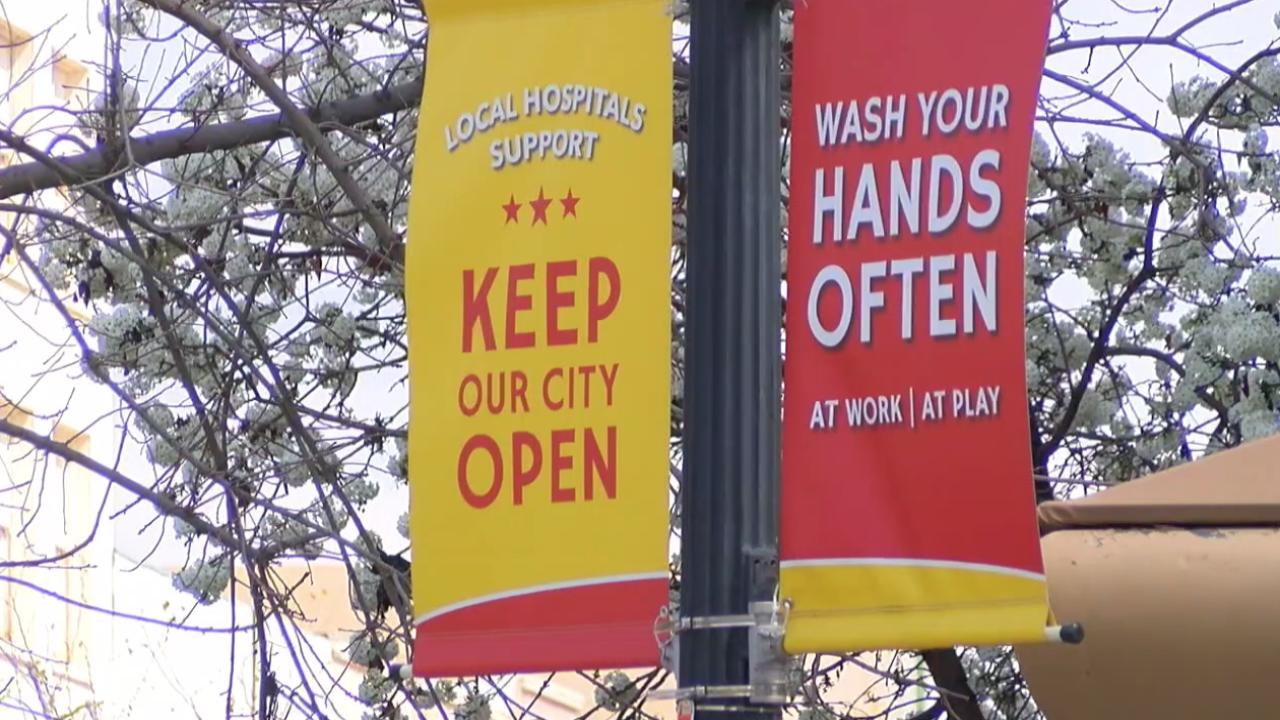 Keep City Open