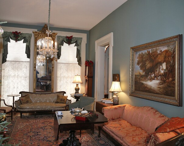 Home Tour: This stately antebellum Italianate in E. Walnut Hills has a Southern flare