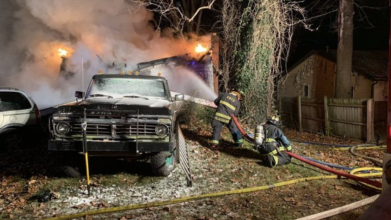 Six people killed in Cass Co. house fire