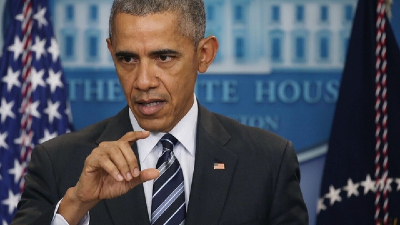 Obama: Dems making tough choices