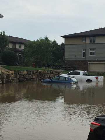 Record rainfall floods Madison area [PHOTOS]