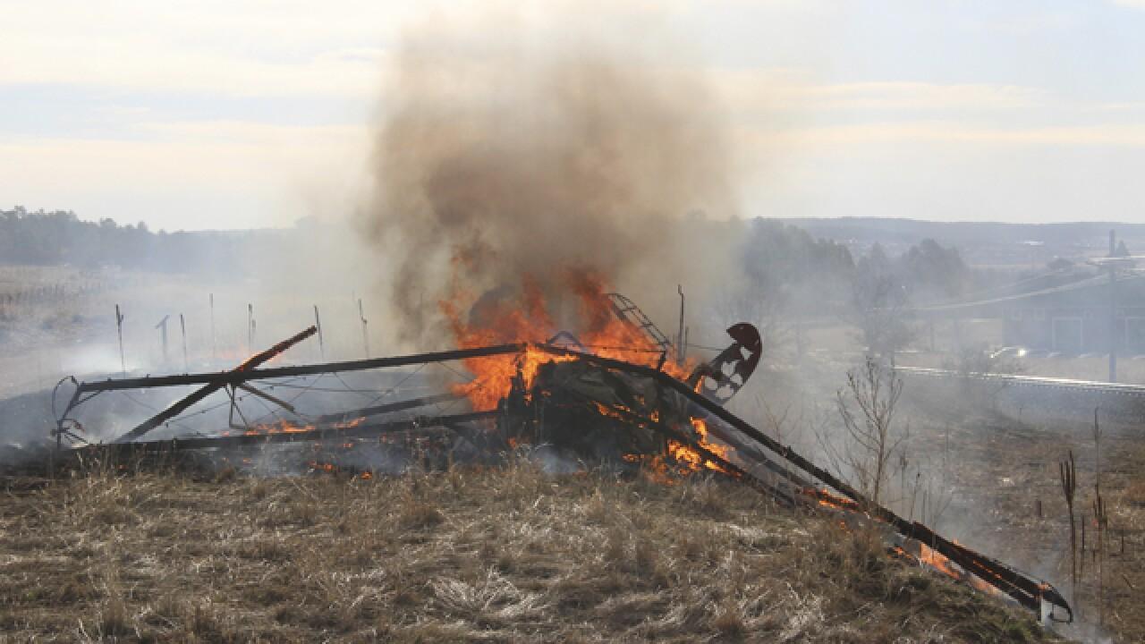 Pilot killed in plane crash identified