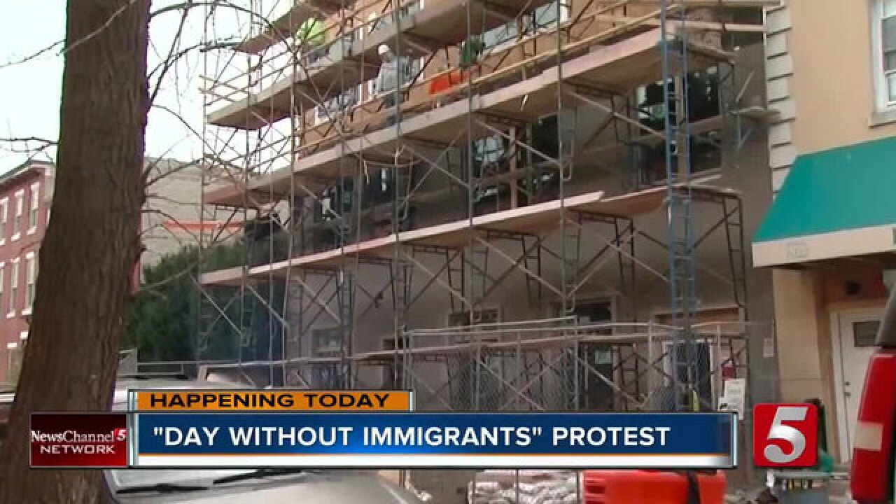 Day Without Immigrants' Planned In Nashville