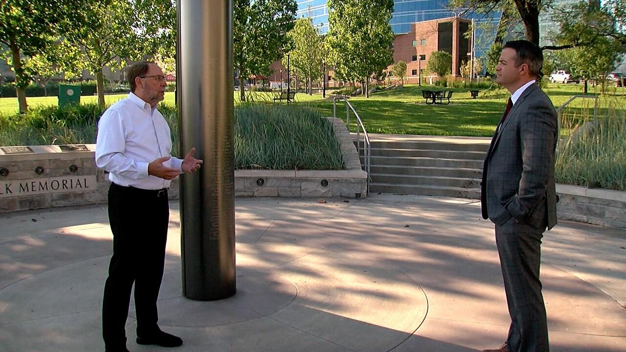 bill quatman skywalk memorial