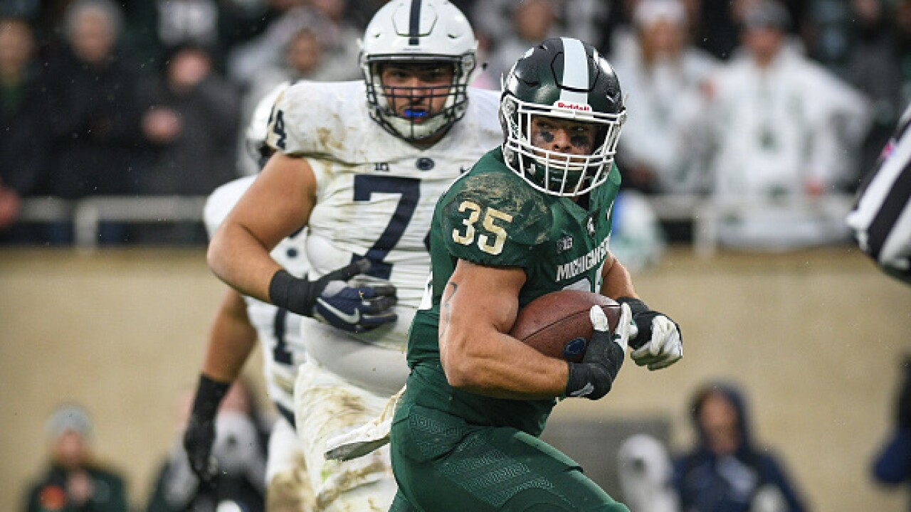 Joe Bachie Michigan State