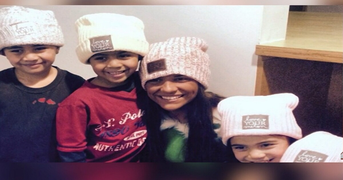 a5809d2fdf1 KU woman delivers  Love Your Melon  hats to children fighting cancer