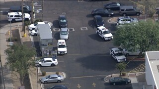 Man dies after being taken into custody by Phoenix police