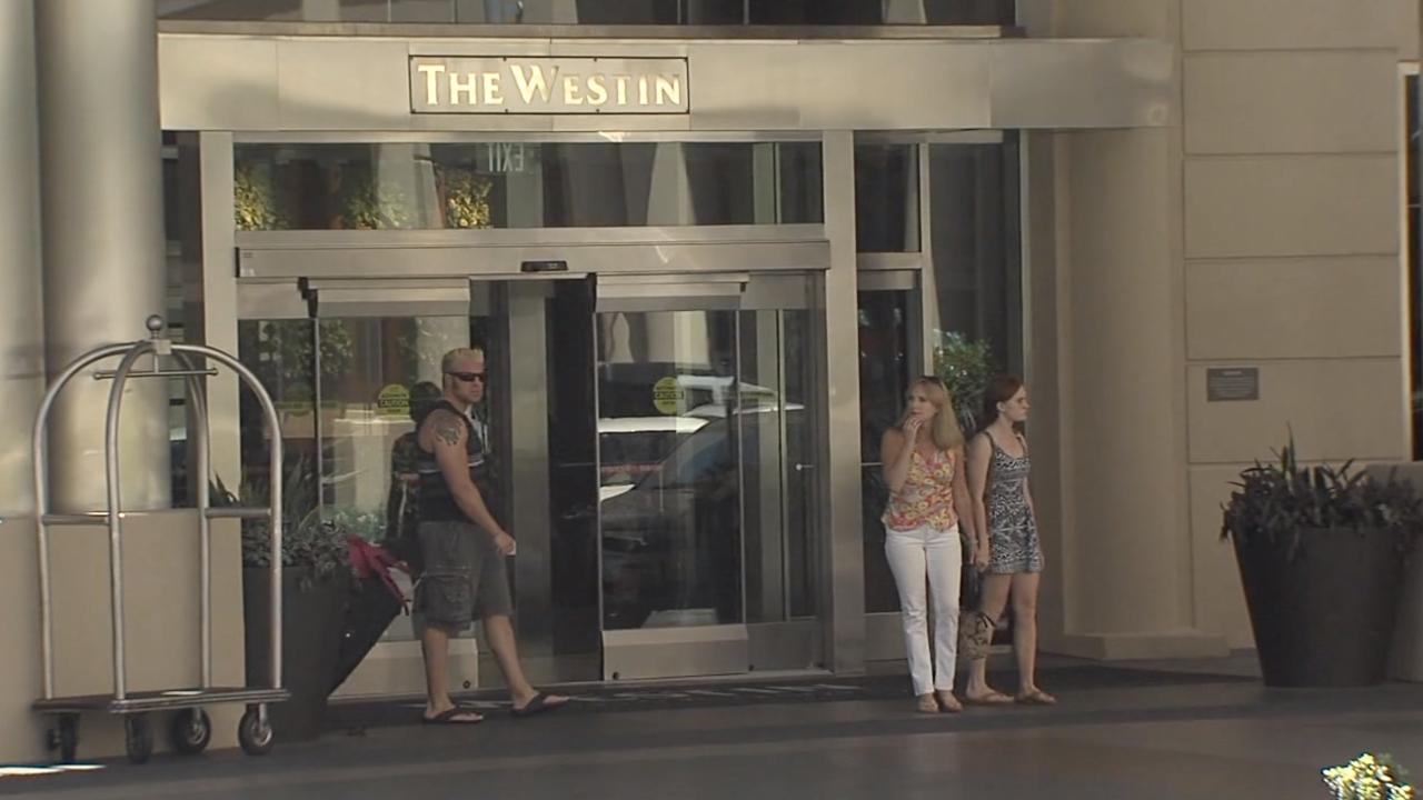 westin san diego hotel
