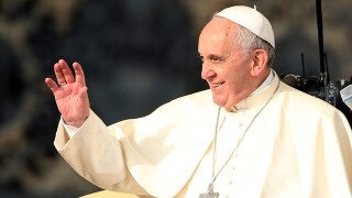 Pope brings message of hope to Mexico