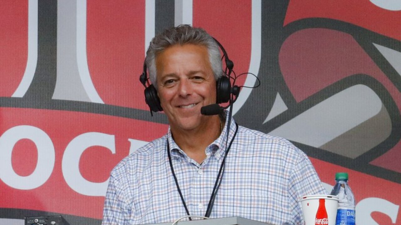 The 58-year old son of father Marty Brennaman and mother Brenda Dickey Thom Brennaman in 2021 photo. Thom Brennaman earned a  million dollar salary - leaving the net worth at  million in 2021