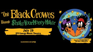 The Black Crowes performing at DTE this summer; tickets on sale now