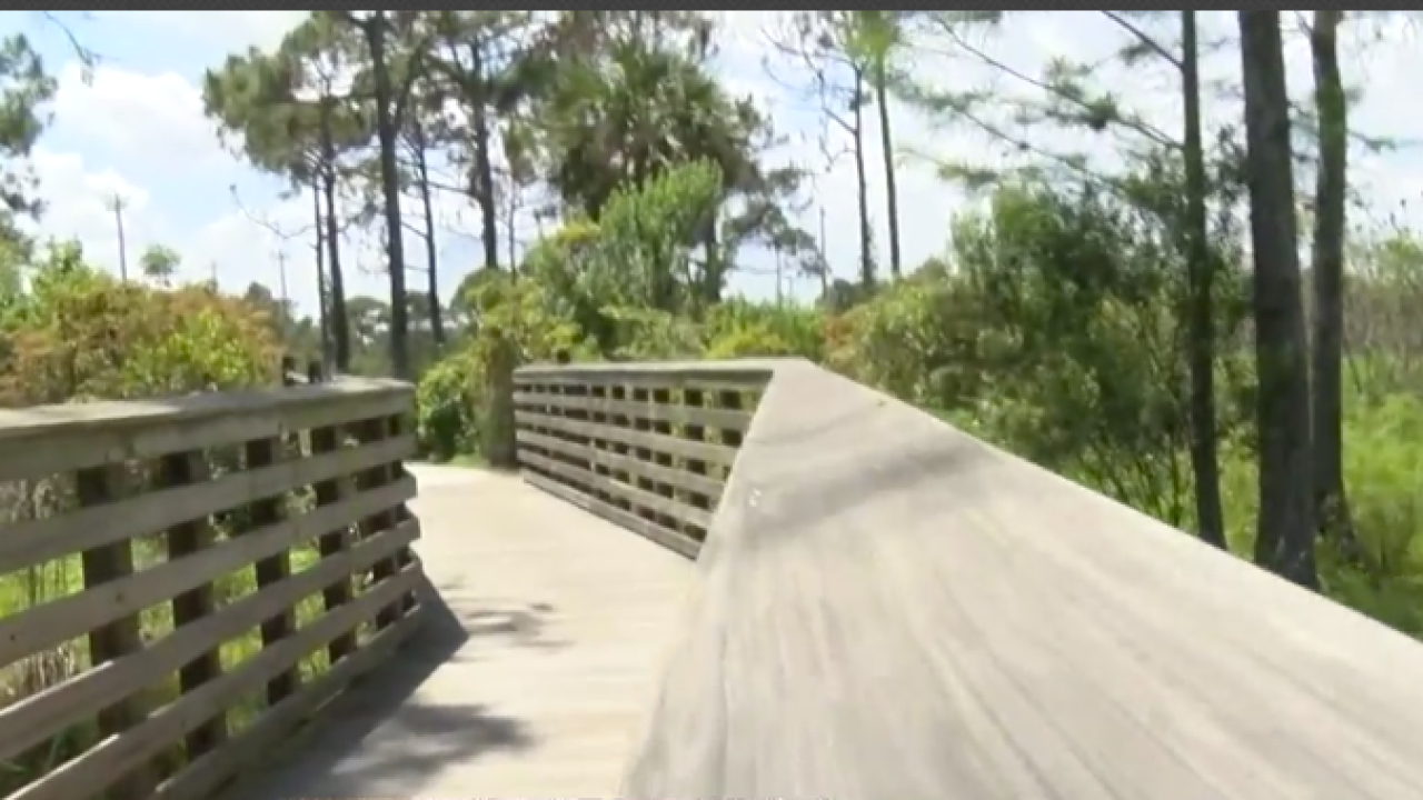 Jupiter trail becomes first autism-friendly natural area in the state