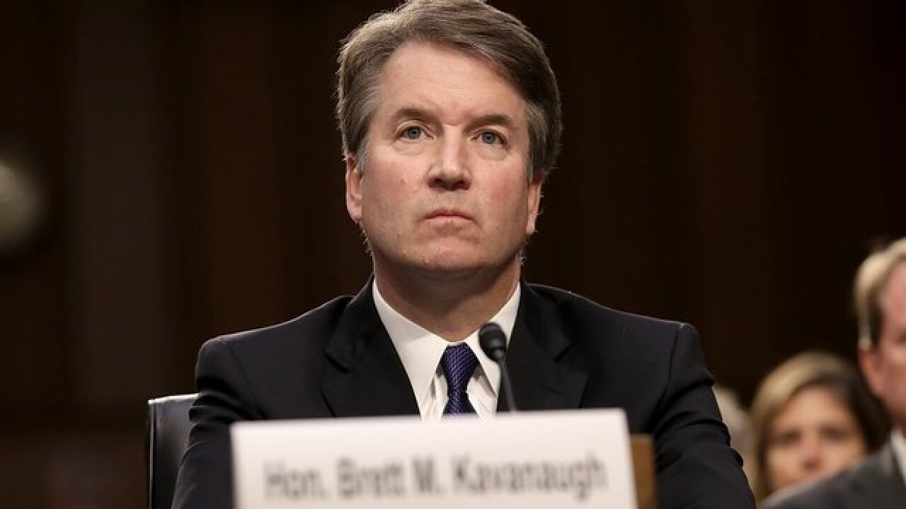 Senate Judiciary Committee sets Kavanaugh vote for Friday