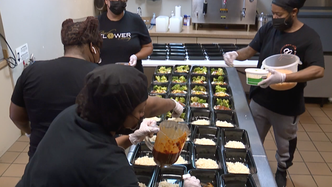 Senior meal delivery service helps Cleveland-area catering business rebound from COVID-19 setbacks