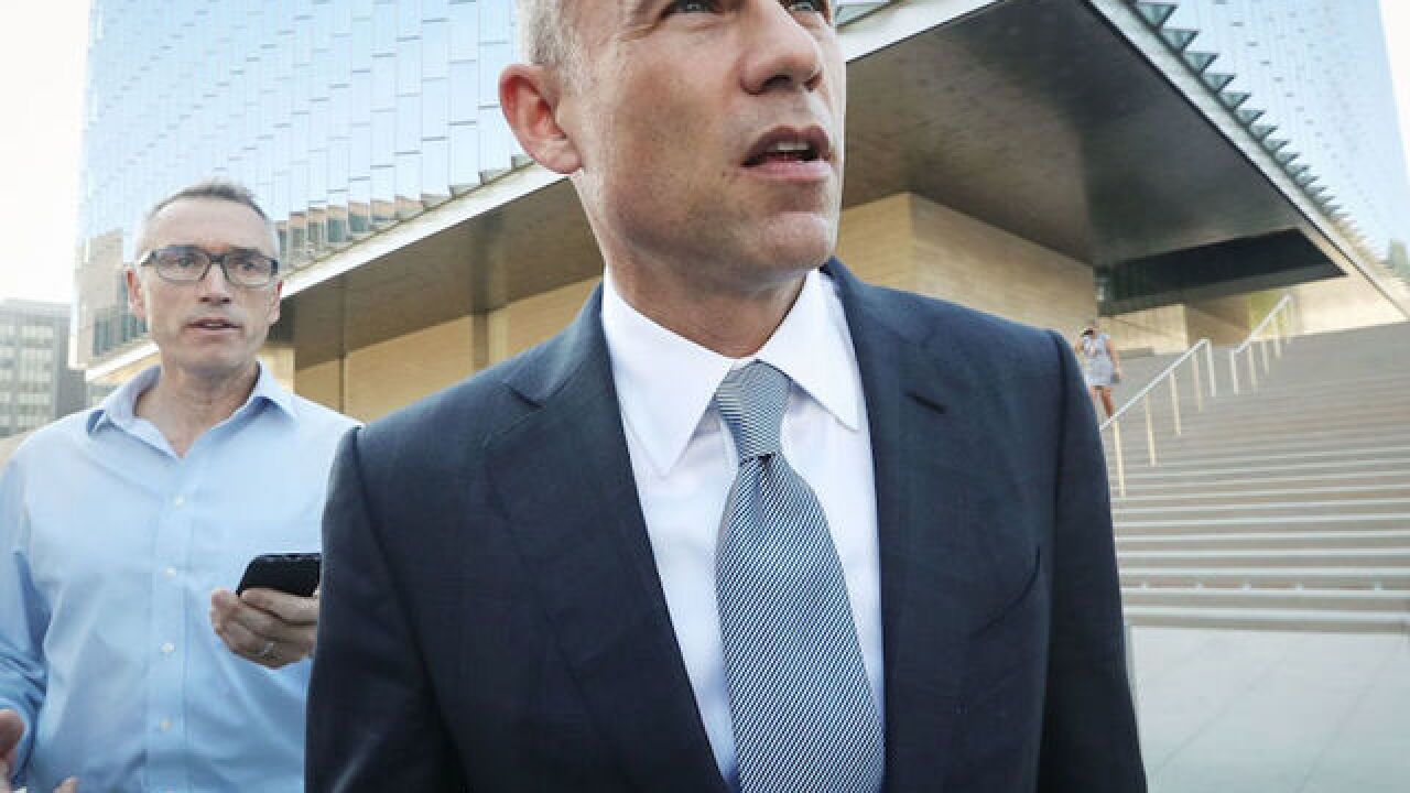 Democrats say Avenatti undercut their case against Kavanaugh