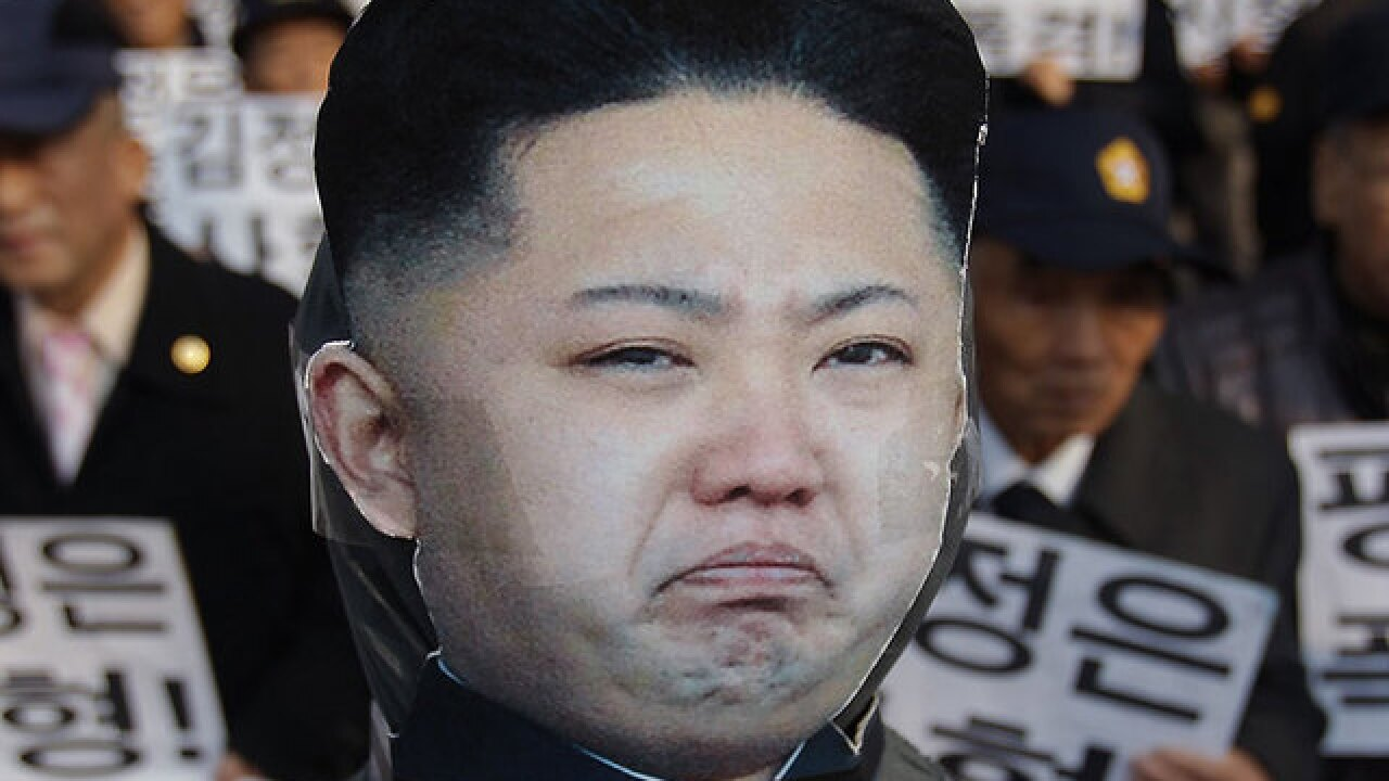 N Korea makes nuclear threat following sanctions
