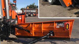 Part of an MDT snow plow was stolen last week