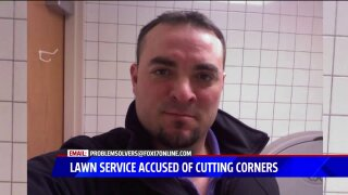Lawn care service accused of selling off obsolete customeraccounts