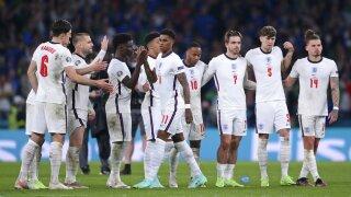 Britain England Italy Euro 2020 Soccer