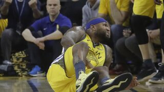 Warriors Say Center DeMarcus Cousins Available for Game 1