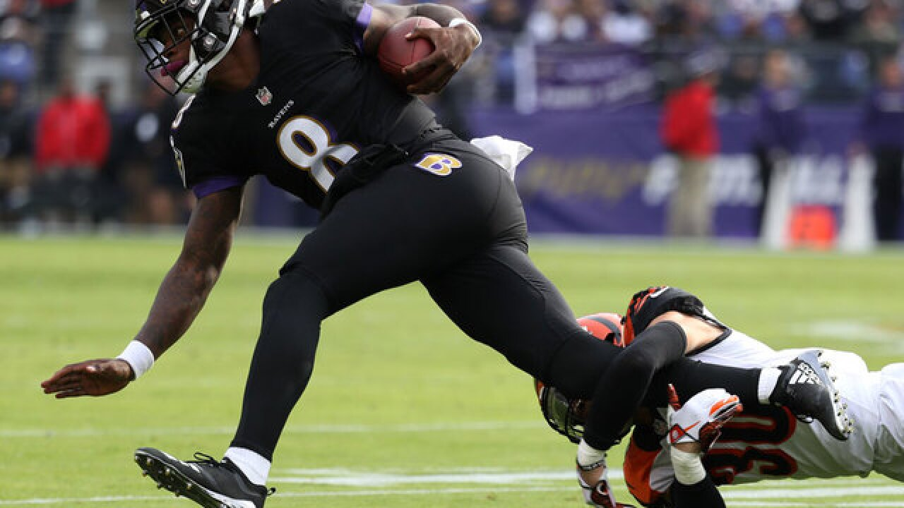 Flying Pigskin: Baltimore Bengals drop to 5-5 after 21-24 loss to the Baltimore Ravens