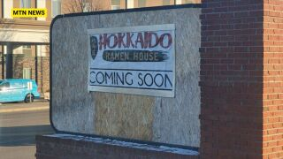 Great Falls will soon be home to a ramen and sushi bar