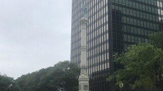Legal challenges continue over Norfolk's Confederatemonument