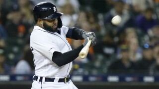Ronny Rodriguez homers twice in Tigers win over Twins