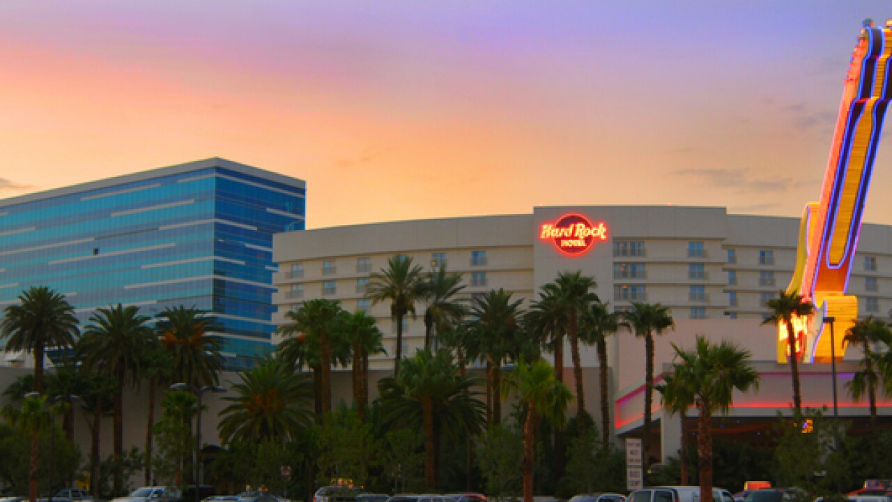 Hard Rock Hotel And Casino Vegas