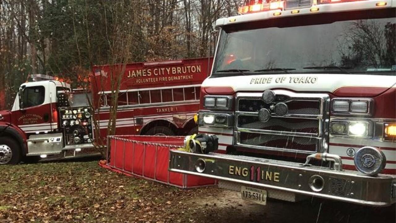 JCC 6100 Centerville Road house fire (February 13) 2.jpg