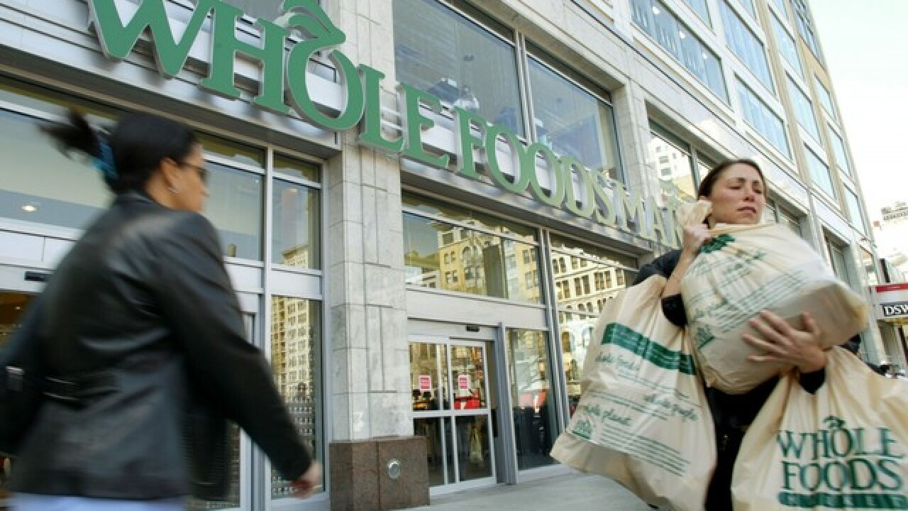 Whole Foods announces security breach