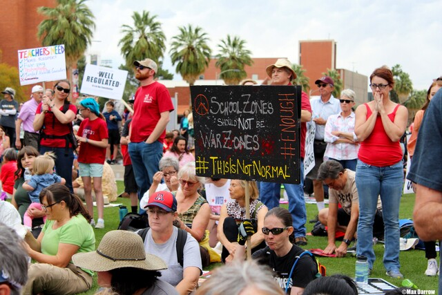 GALLERY: Tucson March For Our Lives
