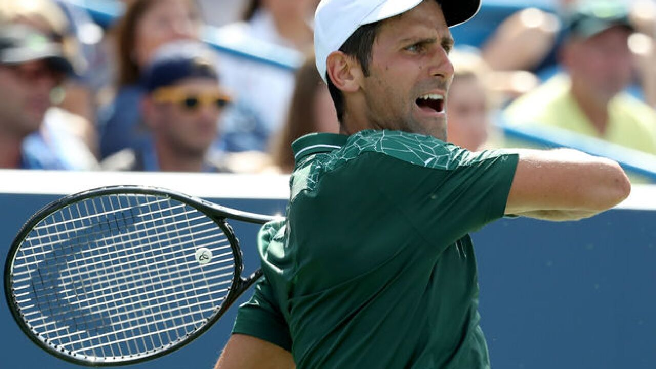 Novak Djokovic hopes sixth time in Western and Southern Open finals is a charm