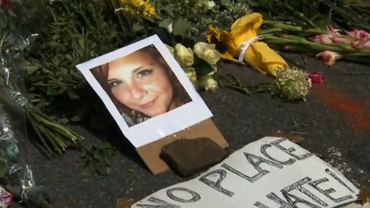 Father says Charlottesville attack victim Heather Heyer was a champion for others