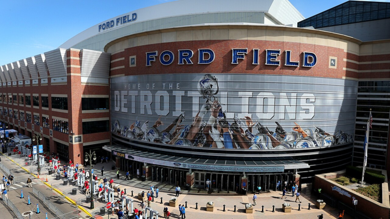 Detroit Lions accepting video auditions to sing national anthem for 2018-2019 NFL season