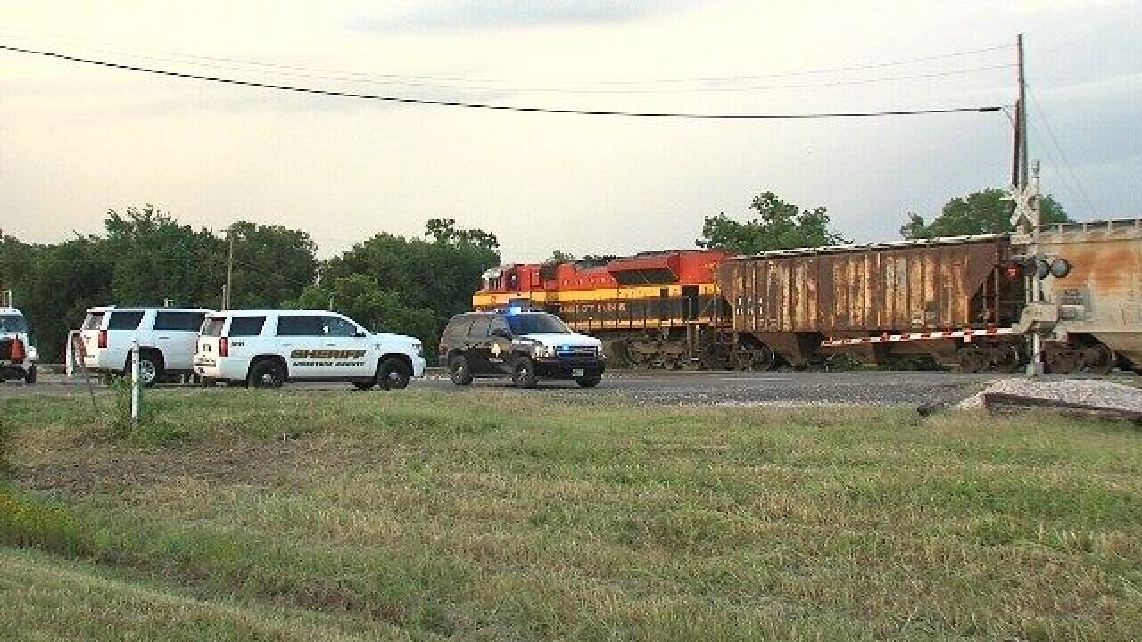 No injuries reported after train derailment in Kosse