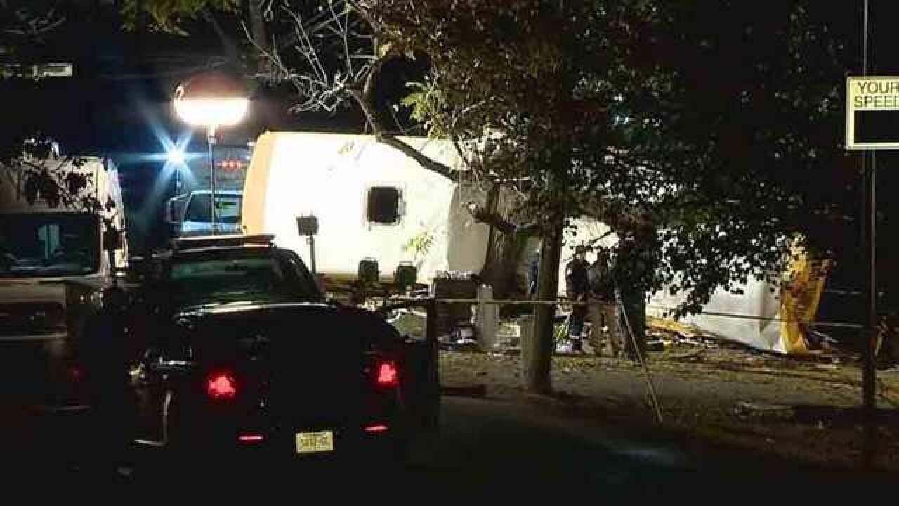 Hamilton Co. School Bus Involved In Crash