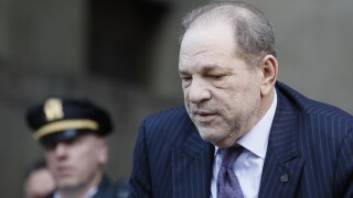 Harvey Weinstein being treated for fever in jail, according to his representatives