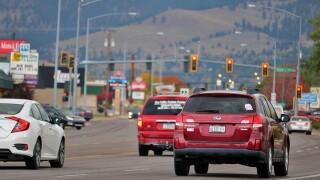 Missoula Transportation Traffic
