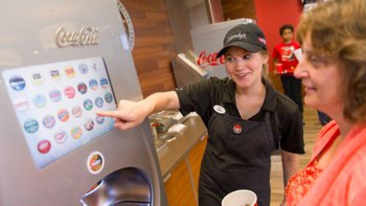 America loves fast food, soda andbooze