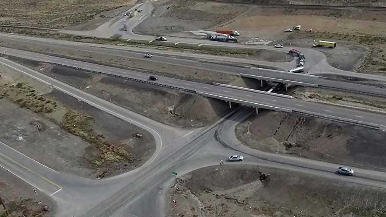 Garnet interchange