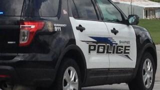 Shawnee police car
