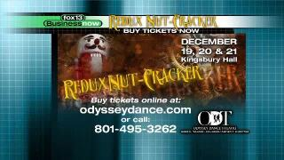 Business Now: Odyssey Dance Theatre – ReduxNut-Cracker