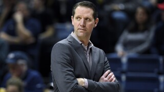 Cincinnati head basketball coach John Brannen